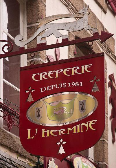 Crêperie l'Hermine - Morlaix