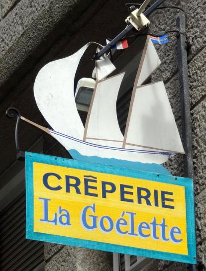 Crêperie La Goëlette - Saint Malo