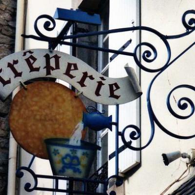 Crêperie - Quimper