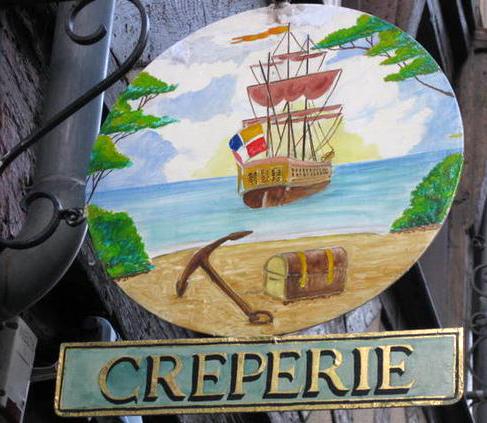 Crêperie - Rennes