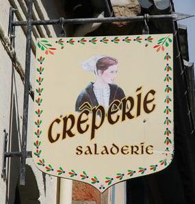 Crêperie saladerie) - Tréguier