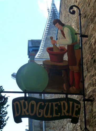 Droguerie - Dol de Bretagne