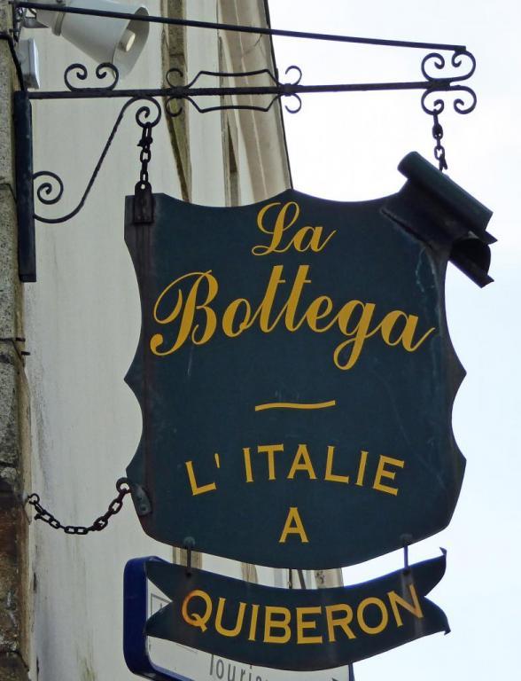 Epicerie fine La Bottega - Quiberon