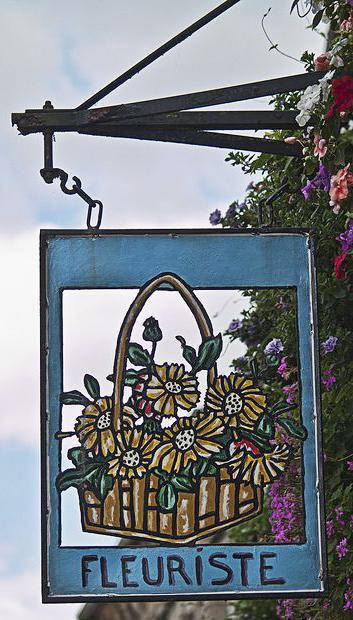 Fleuriste - Moncontour