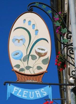 Fleuriste - Pontrieux