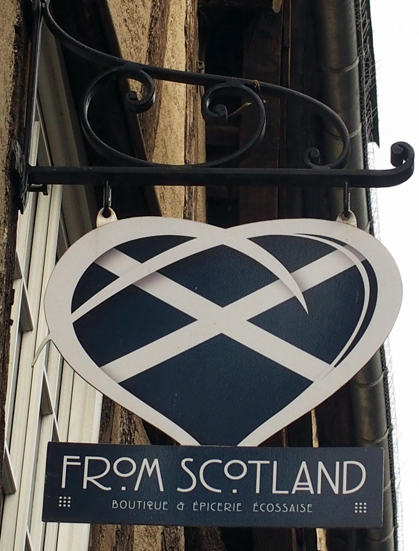 From Scotland (épicerie ecossaise) - Dinan