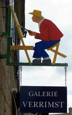 Galerie Verrimst) - Concarneau