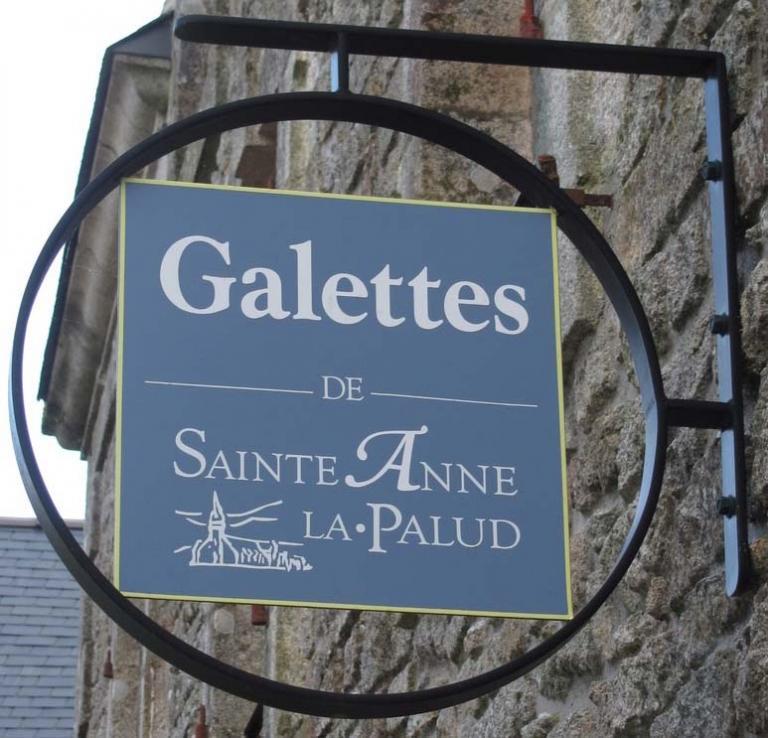 Galettes de Sainte-Anne-La-Palud (biscuiterie) - Locronan