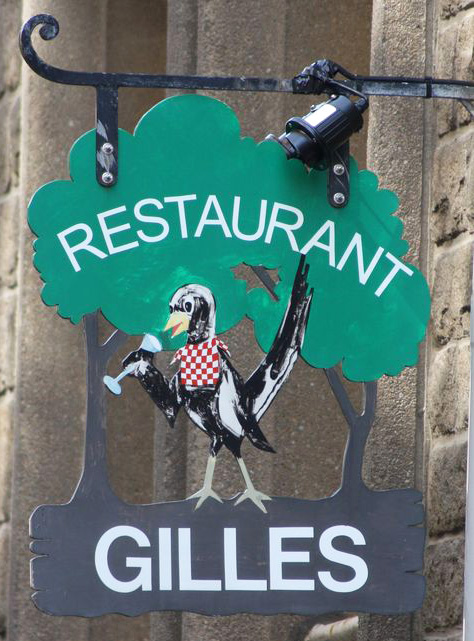 Gilles (restaurant) - Saint Malo