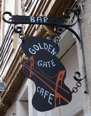 Golden gate café (café-brasserie) - Rennes