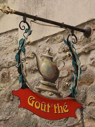 Goût thé (salon de thé) - Guérande