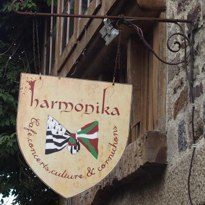 Harmonika (brasserie) - Dinan
