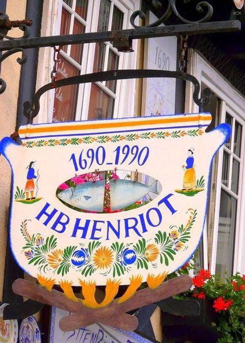 HB Henriot (faïences) - Quimper
