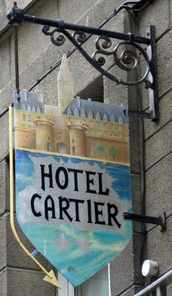 Hôtel Cartier - Saint Malo