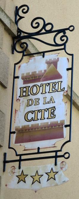 Hôtel de la cité - Saint Malo