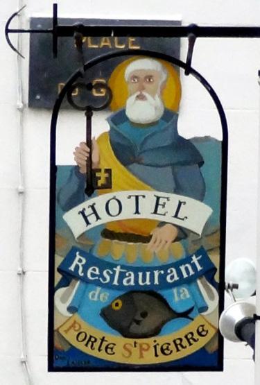 Hôtel restaurant de la porte St Pierre - Saint Malo