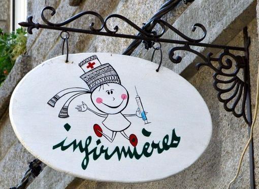 Infirmières - Saint Malo