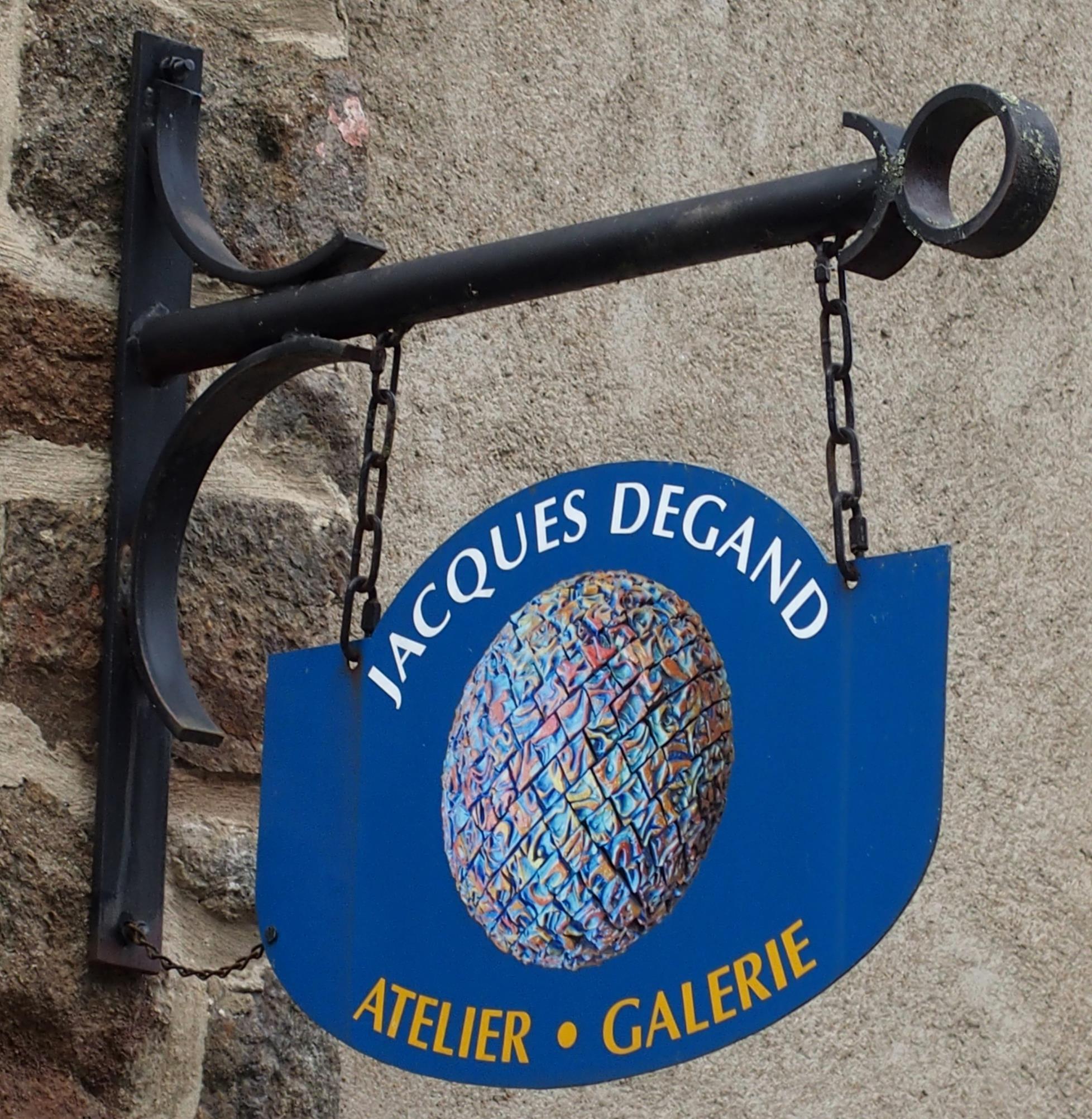 Jacques Dégand (atelier-galerie) - Dinan