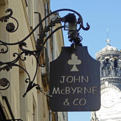 John Mc Byrne & Co (bar) - Nantes