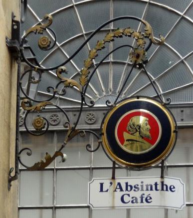 L'absinthe (café) - Saint Malo