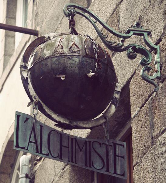 L'alchimiste (restaurant) - Saint Malo