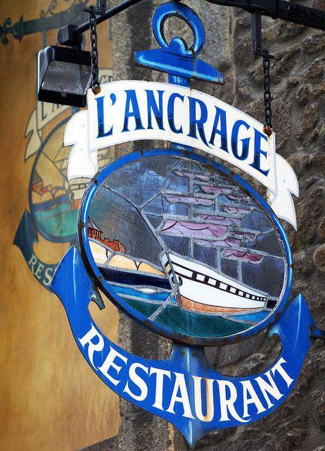 L'ancrage (restaurant) - Saint Malo