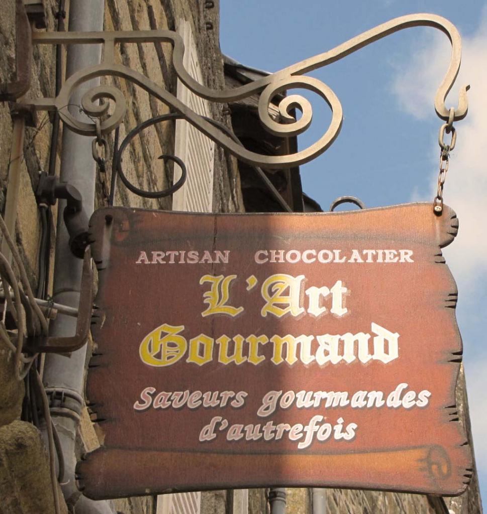 L'art gourmand (artisan chocolatier) - Rochefort en Terre