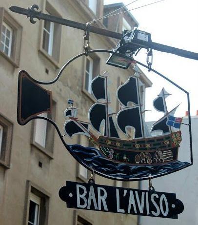L'Aviso (bar) - Saint Malo