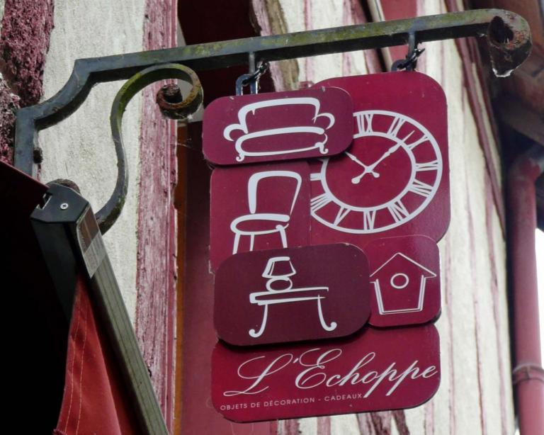 L'Echoppe (Objets de décoration) - Vannes