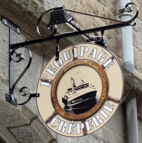 L'équipage (crêperie) - Saint Malo