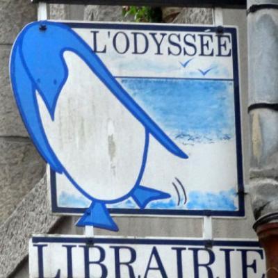 L'odyssée (librairie) - Saint Malo