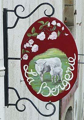 La bergerie (prêt à porter féminin) - Rochefort en Terre