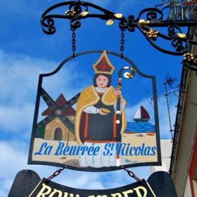 La Beurrée St Nicolas (boulanger) - Belle Ile en Mer