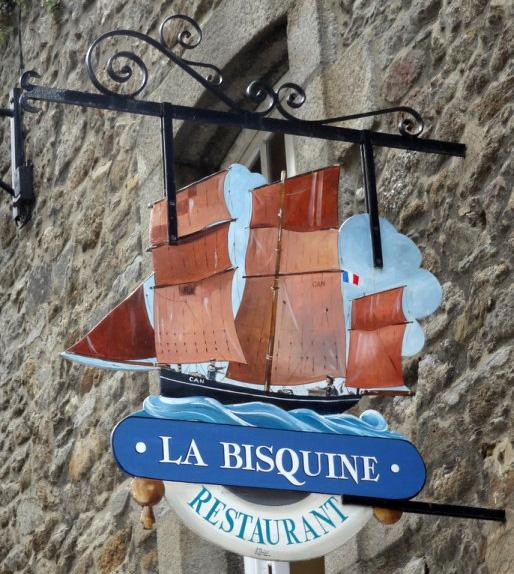 La bisquine (restaurant) - Saint Malo