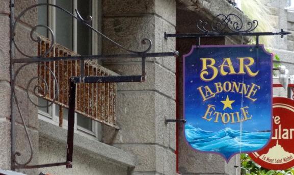 La bonne étoile (bar) - Saint Malo