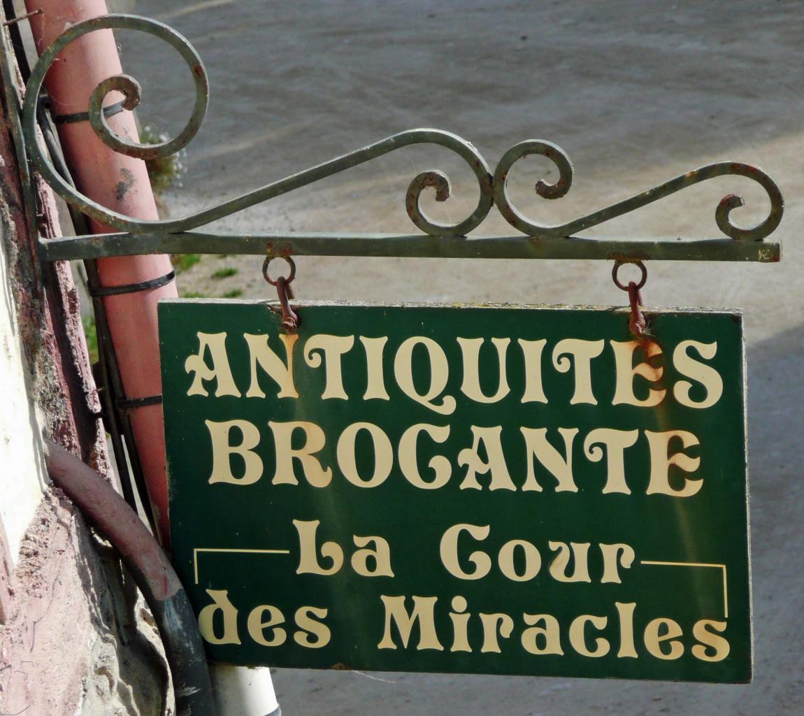 La Cour des Miracles (Antiquités brocante) - Vannes