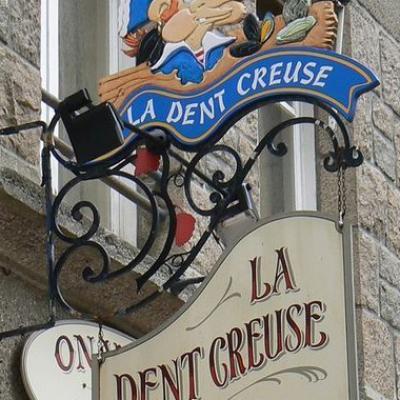 La dent creuse (restaurant) - Saint Malo