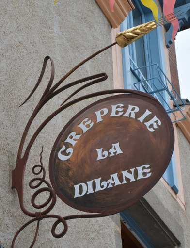 La Dilane (crêperie) - Guérande