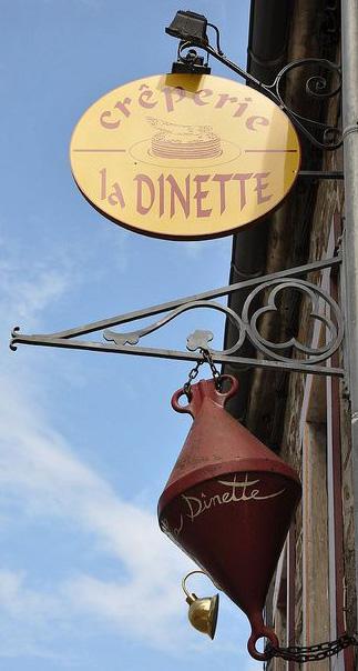 La dinette (crêperie) - Tréguier