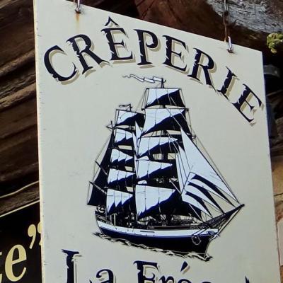La Frégate (Crêperie) - Auray