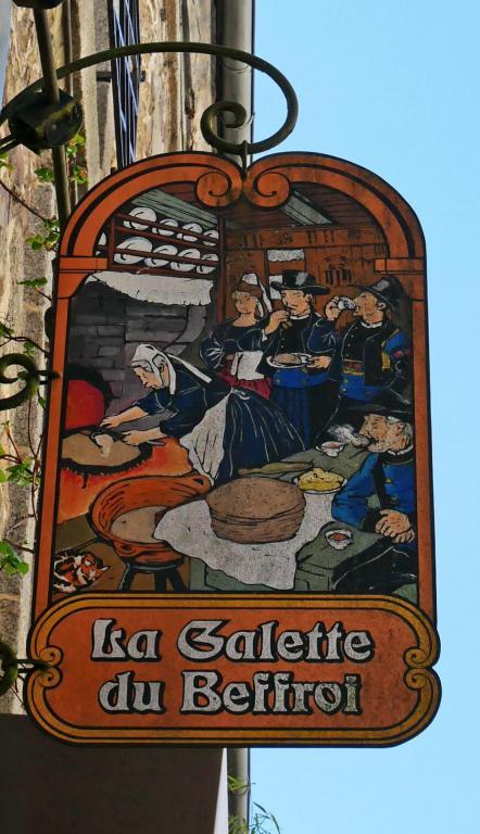 La galette du beffroi - Fougères
