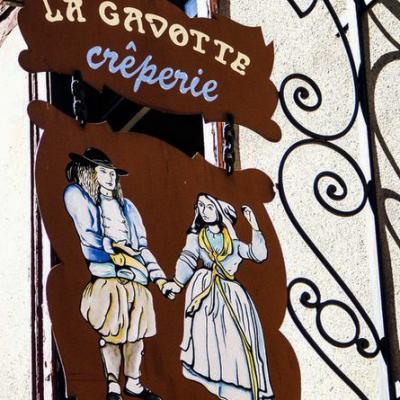 La gavotte (crêperie) - Saint Malo