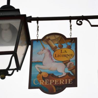 La licorne (crêperie) - Saint Malo