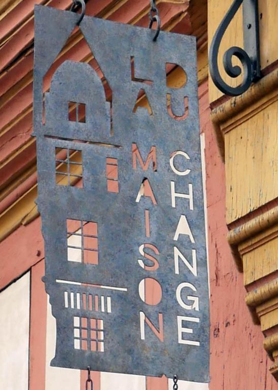 La maison du change - Nantes
