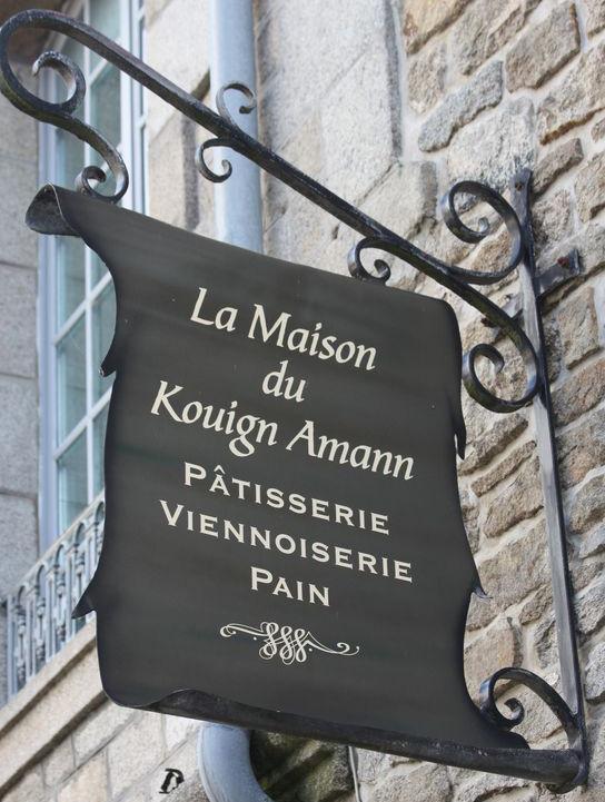 La maison du Kouign Amann (patisserie-viennoiserie-pain) - Roscoff
