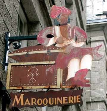 La malle des Indes (maroquinerie) - Saint Malo