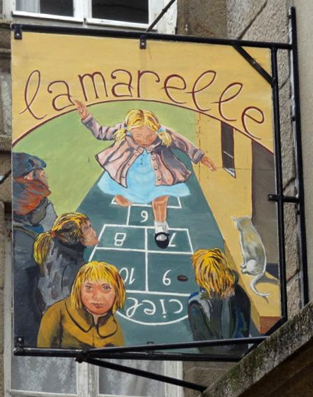 La marelle (jeux et jouets) - Saint Malo