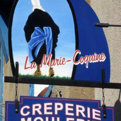 La Marie-Coquine (crêperie-moulerie) - Rennes