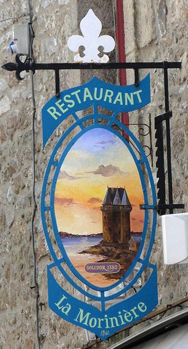 La morinière (restaurant) - Saint Malo