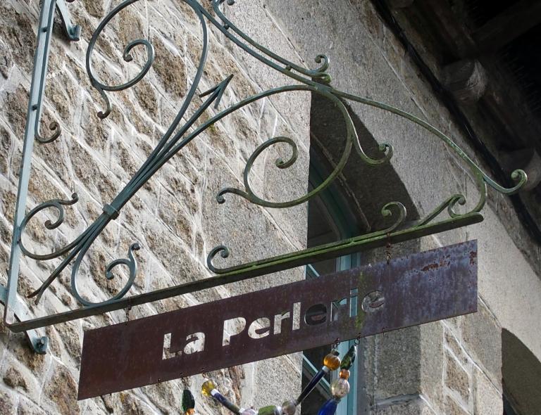 La perlerie (magasin de perles) - Dinan